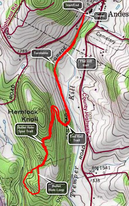 Catskill Hiker: Catskill Trails