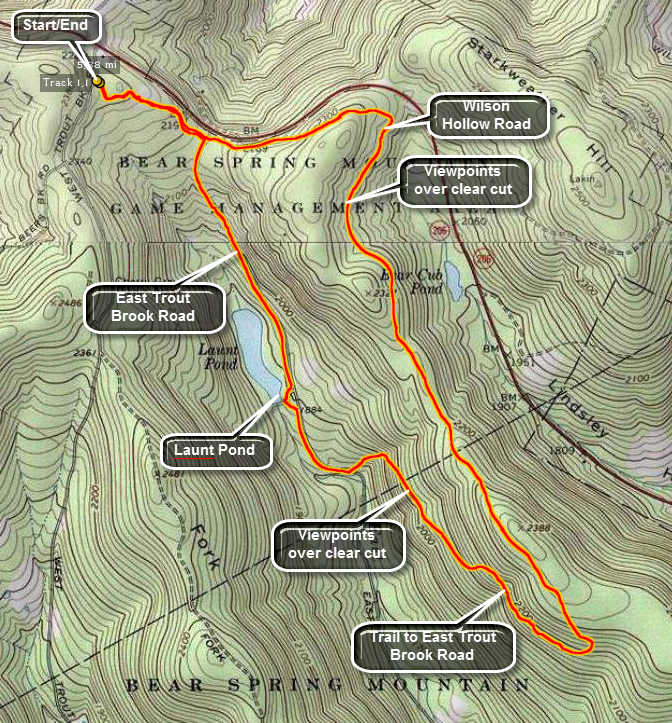 Catskill Hiker: Trails on canyon de chelly national monument map, new england park map, shawangunk ridge map, memphis park map, cranberry lake park map, devil's den state park map, ochlockonee river state park map, catskills on map, susquehanna state park trail map, boston park map, fort lee park map, caledonia state park trail map, bill baggs cape florida state park map, eastern catskills map, colton point state park map, the catskills map, van buren park map, esopus creek map, brown county state park map, rocky mountain national park trail map,