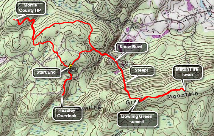 mt tammany trail map with Morriscohp on Mt Tammany also Shawnee on Delaware as well Shawnee on Delaware together with Shawnee on Delaware furthermore The Red Dot Trail Never Gets Old Different Seasons Offer Different Vistas Each U.