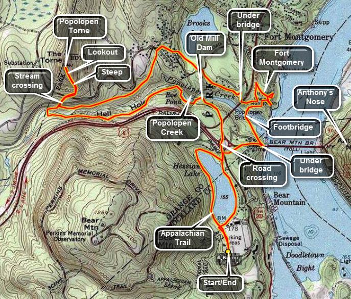 Catskill Hiker Trails